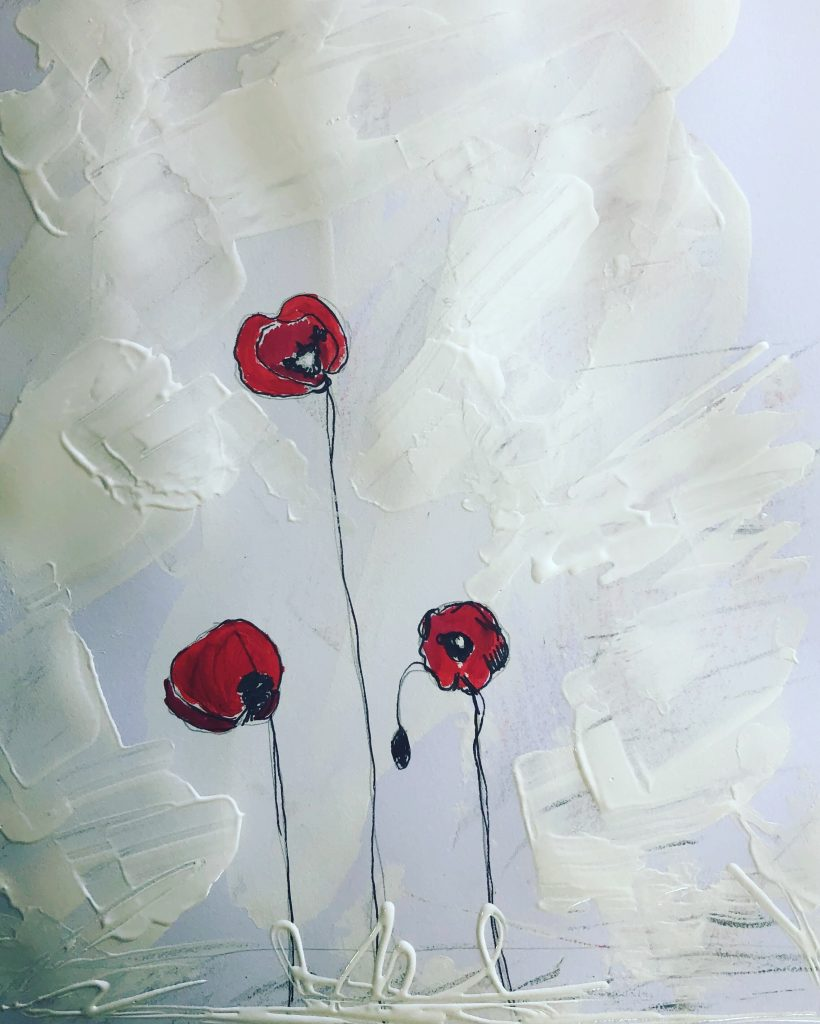 Rememberance Day Art for sale