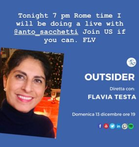 flavia testa guest to outsider